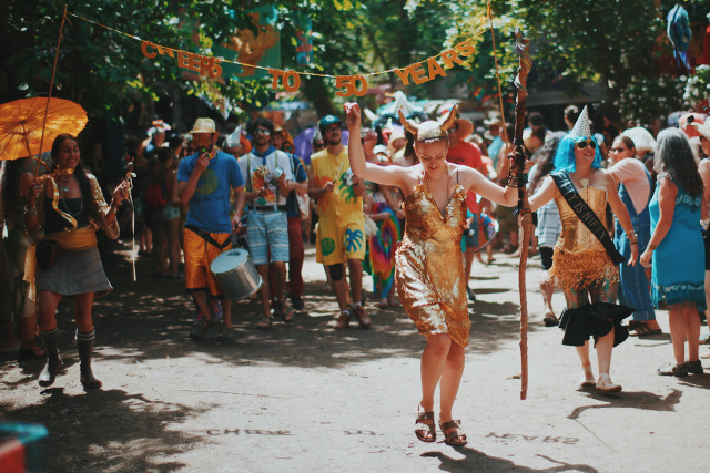 OCF photo: leading the peachy parade