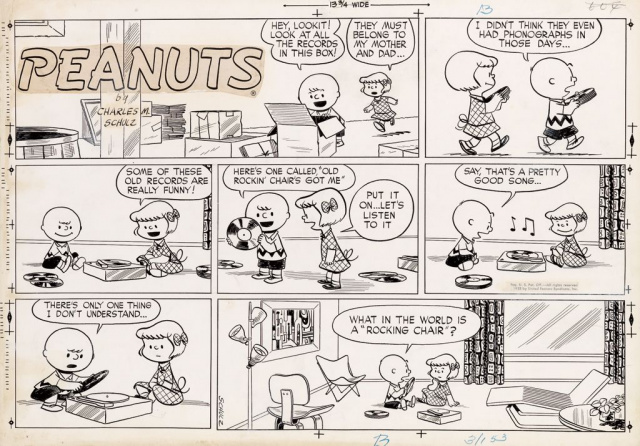 Peanuts Furniture